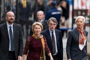 Liên minh châu Âu chính thức có dàn lãnh đạo mới
