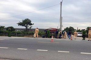 Nghi vấn tài xế chở xác nạn nhân đi phi tang sau tai nạn