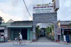 Vụ Tràm Chim Resort: Chưa kiểm điểm nguyên lãnh đạo vì chưa liên hệ được