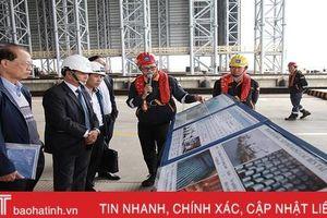 Mặt trận Tổ quốc Việt Nam giám sát công tác bảo vệ môi trường tại Formosa Hà Tĩnh