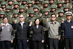 Đài Loan mời chuyên gia Mỹ xây dựng hệ thống phòng thủ đề phòng Trung Quốc
