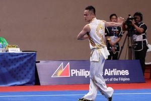 Wushu 'mở hàng Vàng' cho đoàn Việt Nam trong ngày thi đấu thứ 3