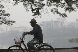 Chung tay giảm thiểu ô nhiễm không khí ở Hà Nội
