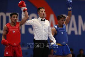 Wushu Việt Nam tiếp tục hứng 'vàng'
