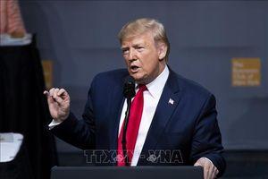 Tổng thống Donald Trump: EU đối xử 'rất không công bằng' với Mỹ