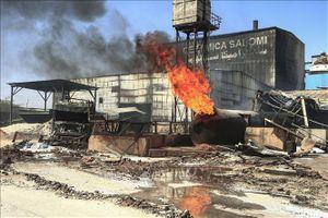Nổ tại một nhà máy làm 7 người thiệt mạng, trên 90 người bị thương