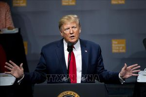 Tổng thống Mỹ để ngỏ khả năng sử dụng vũ lực với Triều Tiên