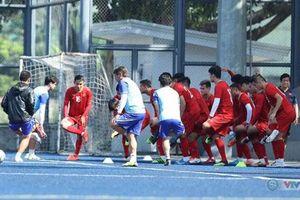 SEA Games 30: Trận đấu U22 Việt Nam - U22 Singapore vẫn được diễn ra đúng kế hoạch