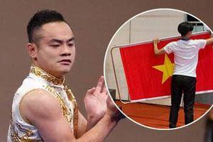 Võ sỹ Việt Nam bị hoãn nhận HCV SEA Games vì sự cố tức cười