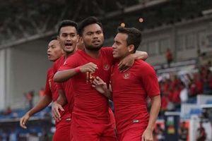 Thắng hủy diệt, U22 Indonesia đẩy Thái Lan vào thế khó