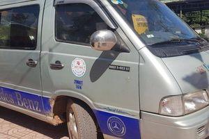 Vụ ô tô 'đánh rơi' học sinh trên QL1: Tài xế sử dụng bằng lái giả