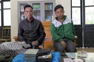 Lào Cai: Vận chuyển ma túy đến khu vực biên giới, 2 đối tượng bị bắt giữ
