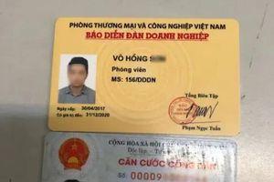 Hà Nội: Nhiều trường hợp giả danh phóng viên xin CSGT bỏ qua lỗi vi phạm