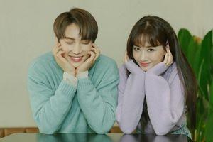 Hari Won lần đầu đóng phim cùng Park Jung Min (SS501) lại ra hẳn một bản song ca Hàn - Việt siêu mùi mẫn