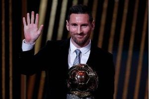 Cầu thủ Messi giành Quả Bóng Vàng 2019