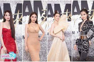 Thảm đỏ tề tựu dàn mỹ nhân Vbiz: Ngọc Trinh, Nhã Phương, Khổng Tú Quỳnh, Đông Nhi thi nhau chiếm spotlight