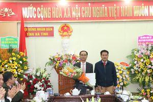Hà Tĩnh: Bổ nhiệm Trưởng ban Tôn giáo