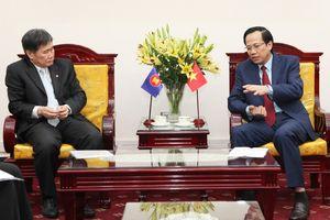 Việt Nam chủ động chuẩn bị các nội dung về văn hóa xã hội cho Năm Chủ tịch ASEAN