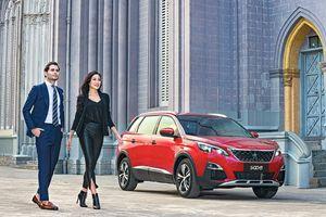 Bộ đôi Peugeot 3008, 5008 và những đặc sắc trong thiết kế Pháp