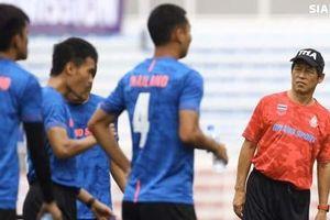 Sự thật vụ HLV trưởng U22 Thái Lan tuyên bố sẽ thắng đậm và loại Việt Nam khỏi vòng bảng SEA Games 30