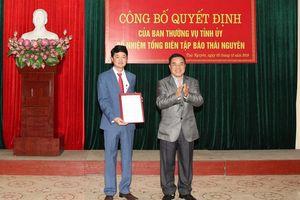 Tin tức nhân sự, lãnh đạo mới tại Thái Nguyên, Bắc Giang, Khánh Hòa