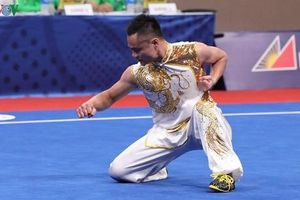 Wushu có HCV đầu tiên tại SEA Games 30