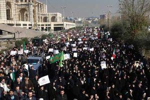 Ít nhất 208 người thiệt mạng trong biểu tình ở Iran