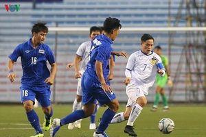 U22 Thái Lan nhọc nhằn hạ U22 Lào, chờ quyết đấu U22 Việt Nam