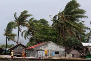 Siêu bão Kammuri tấn công nước chủ nhà SEA Games 30, 1 người thiệt mạng