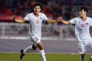 Hà Đức Chinh tỏa sáng, HLV Park Hang-seo họp báo sau trận thắng Singapore