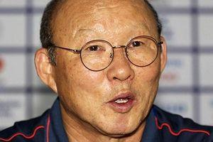 HLV Park Hang-seo: 'Tôi thay Dũng không phải vì lỗi của cậu ấy trước Indonesia'