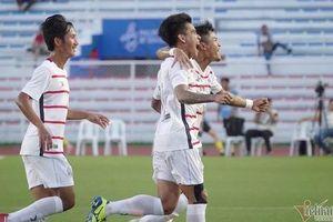 Kết thúc bảng A bóng đá nam SEA Games 30: Malaysia, Philippines bị loại, Myanmar, Campuchia giành quyền vào bán kết