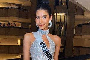 Hoàng Thùy kể về khuyết điểm bằng tiếng Anh tại Hoa hậu Hoàn vũ 2019