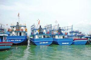 11 tàu thuyền chưa thoát khỏi vùng nguy hiểm của bão số 7