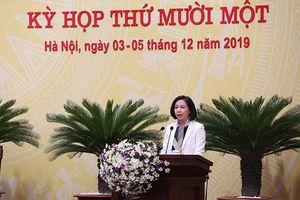 Hà Nội: Thông qua hơn 150.000 biên chế hành chính, sự nghiệp năm 2020