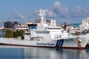 Việt Nam thăm nguyên mẫu tàu TT-1500 do Nhật Bản đóng