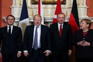 Anh, Pháp, Đức, Thổ Nhĩ Kỳ kêu gọi ngừng tấn công dân thường tại Syria