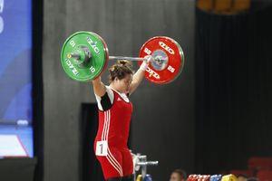 VĐV Đinh Phương Thành mang về HCV cho đội thể dục dụng cụ Việt Nam