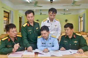 Góp phần đào tạo những giảng viên cho quân đội