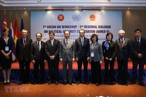 Đẩy mạnh hợp tác giữa ASEAN và Liên hiệp quốc về ngăn ngừa xung đột