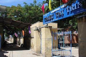 Đà Nẵng: Nơm nớp lo cháy nổ