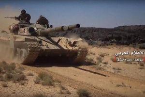 Quân đội Syria giành lại được các thị trấn đã mất tại Idlib