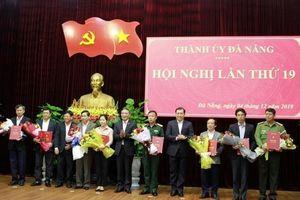 Đà Nẵng bổ sung nhiều nhân sự vào Ban Chấp hành Đảng bộ thành phố