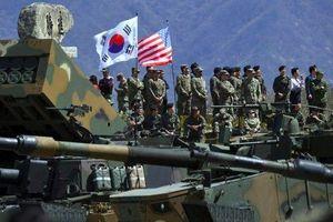 Cân nhắc về sự hiện diện của Mỹ ở Hàn Quốc, ông Trump liệu có rút quân?