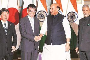 Nhật Bản - Ấn Độ tăng cường hợp tác an ninh sâu sắc hơn