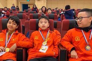 Nam sinh Lào Cai chinh phục Olympic quốc tế với điểm cao tuyệt đối