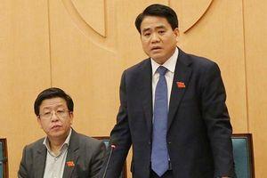 Chủ tịch Hà Nội nói về chế phẩm làm sạch hồ, giá nước sạch