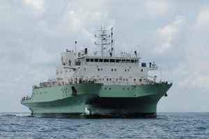 Ấn Độ điều binh xua đuổi tàu Trung Quốc xâm phạm vùng đặc quyền kinh tế