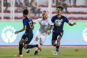 Thắng đậm 6-1, U22 Philippines vẫn bị loại tức tưởi