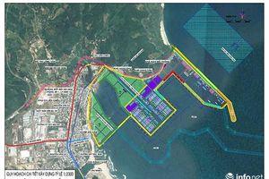 Thủ tướng đồng ý bố trí 300 tỉ đồng cho dự án cảng Liên Chiểu